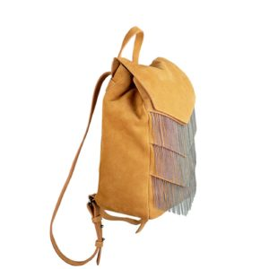 v backpack-caramel
